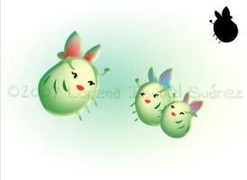 Butterfly family by Loisa