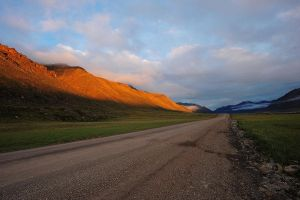 Dalton Highway by porbital