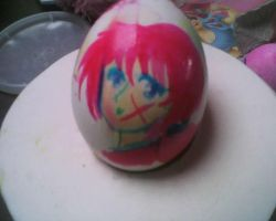 anime egg 2 by PandoraDarkheart