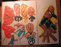 Marvel Madness by eugenecommodore