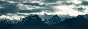 Mountains II by Mariusart