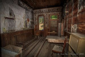 Garnet Ghost Town Hotel Room by Mac-Wiz