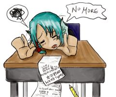 AA: Final Exams by Ali-Bear44