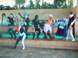 Otakon 2012 - The Freaks Come Out at Night by mugiwaraJM