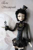 Eve Steampunk by Irentoys