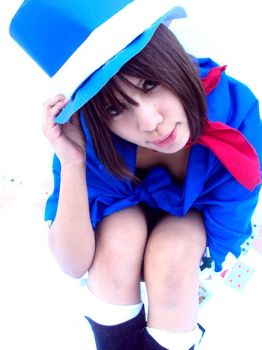 Trucy Whitgh Cosplay by MeguLandia