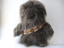Chewbacca by MoonYen