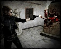gMod - Albert Wesker 01 by PimplyPete