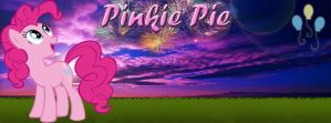 Pinkie Pie Facebook Cover by PinkiePizzles