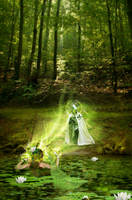 A Naiad's Enchantment by SybilThorn