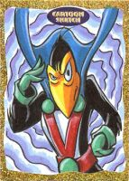 Jeckle Sketch Card by Hachiman1