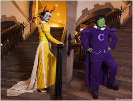 Homestuck: Different Dreamers by CosplayerWithCamera