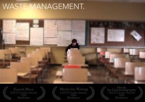 Waste Management: The Awards. by ehmjay