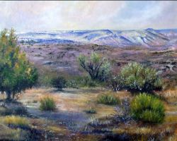 Evening At Verde Valley by Ravenhaven