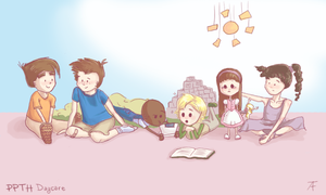 House MD: PPTH Daycare by AquaticFishy