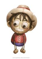 Rusty Doll Ruffy by omupied