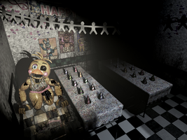 Five Nights at Freddy's 2- Toy Chica -images 02 by Christian2099