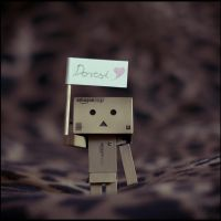danbo loves dorcsi by Hemaka86