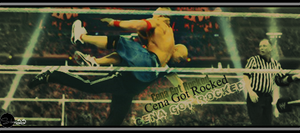Cena get Rocked by Fare-S-tar