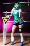 Arcade Riven Cosplay by Kitty-Honey