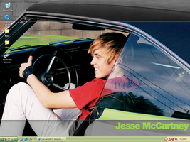 Jesse McCartney Desktop 3 by dweed52889