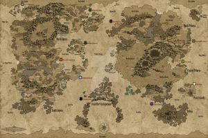 Cyclus Worldmap +upd+ by Machina-Obscura