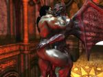 Demon kiss by alessandro2012