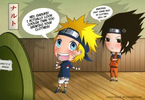 Naruto's Great Discovery by Satine-Black
