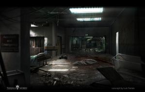 Hospital Deadlight by LuisTomas
