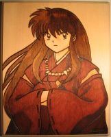 Another Inuyasha Commission by Obidesuka