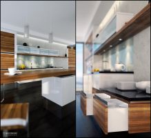 3D Kitchen - part 3 of 3 by FEG