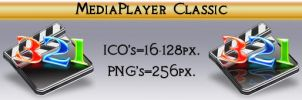 Media Player Classic by Steve-Smith