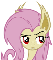 Skeptical Flutterbat by Magister39