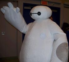 Baymax - Montreal Toy Con 2015 by J25TheArcKing