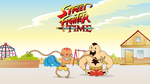 Street Fighter Time - Dhalsim y Zangief by Dave-Yerushalaim