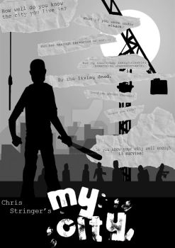 My City poster 1 by christhestringer