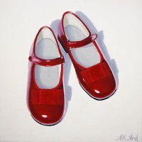 Little Red Shoes 2 of 3 by AlishaKArd on DeviantArt