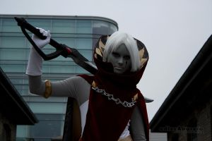 Sneak Peak Ghirahim! by Adlez-Axel