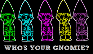 Who's Your Gnomie? by cassielynne