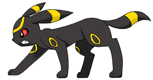 Umbreon by pokefan444