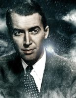 James Stewart by Ficklestix