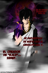 Fairy Tail 413 Zeref by JackalEteriasu