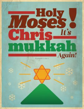 Chrismukkah 2010 by hypostatic