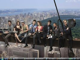 CSI:NY Desktop by Paine45
