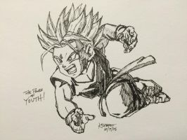 Kid Trunks by TheInfamousKee