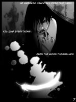 Dark Wings- Prologue, Page 7 by Flamestaff