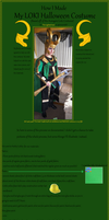 My LOKI Costume Tutorial: Under shirt tunic by The-Lighted-Soul