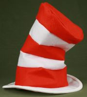 Suess Hat I by IQuitCountingStock