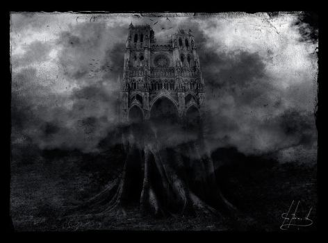 Cathedral Dreams by IrondoomDesign