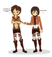 Okay Eren 1 by Misiru